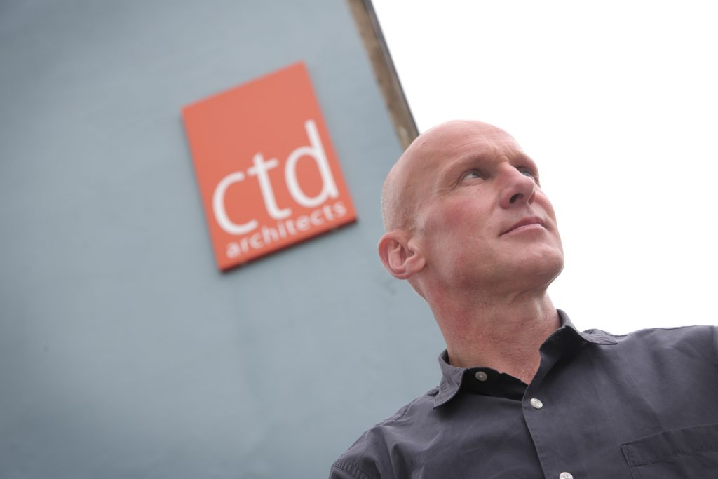 Chris Hesketh, ctd architects Leek