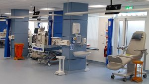 ctd architects, Leek and Stoke on Trent had a busy year in Healthcare