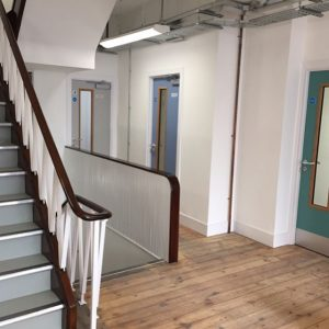 ctd architects Spode Works Church Street Office Stoke on Trent