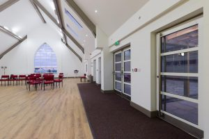 ctd architects St James Church Hall Newchapel Stoke on Trent