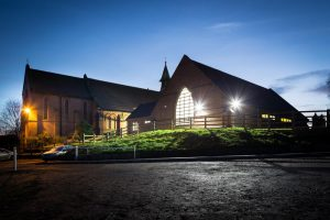 ctd architects St James Church Newchapel Stoke on Trent