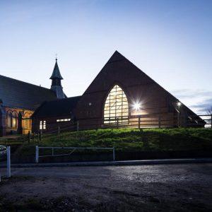ctd architects St James Church Newchapel Stoke on Trent