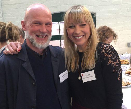 Chris Hesketh ctd architects and Sara Cox