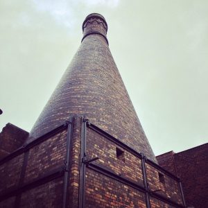 Moorland Pottery Bottle Kiln, Stoke on Trent
