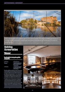 ctd architects RICS AWARDS WINNER 2017 East Midlands West Mill