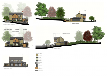 ctd architects residential development elevations