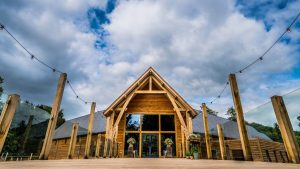 ctd architects The Mill Barns Wedding Venue by James Capper
