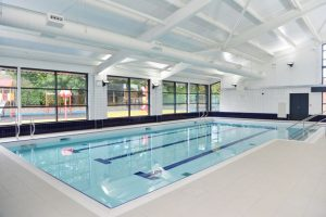 Sandon Primary Academy Pool designed by ctd architects