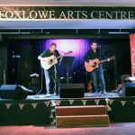 ctd architects sponsor FXLW event at Leek Blues & Americana Festival
