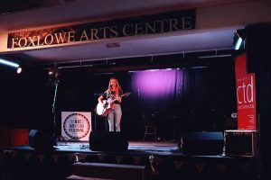 ctd architects sponsor FXLW event at Leek Blues & Americana Festival