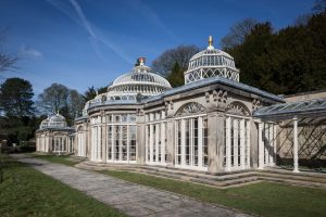 ctd architects conservation architects Alton Towers Grand Conservatory RIBA West Midlands awards shorlist